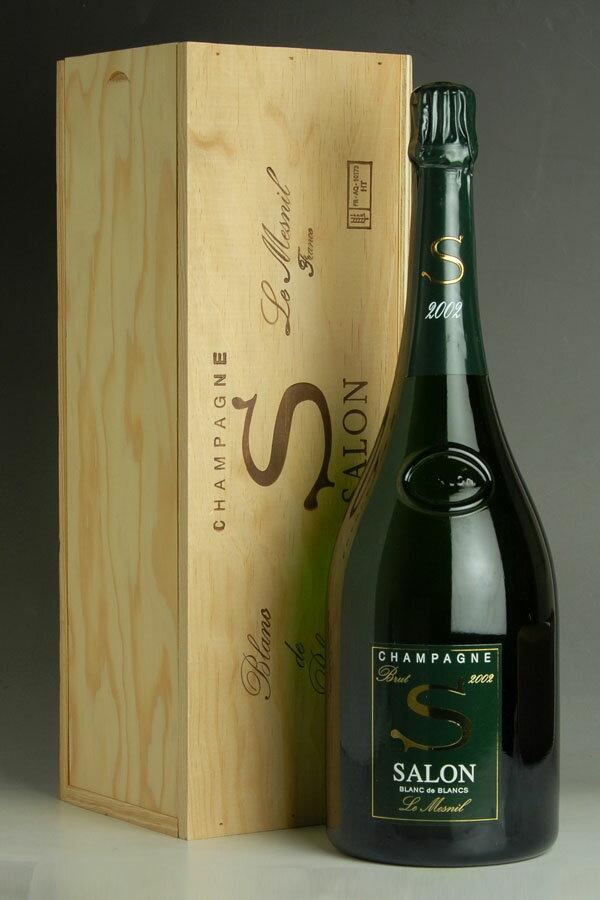 Salon Brut Blanc de Blancs 2002 / サロン ブリュット・ブラン・ド ...