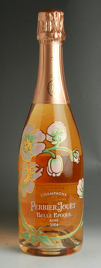 [2004] Perrier-jouet Belle Epoque rose 750 ml