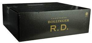 [2002] One case of ボランジェアールディー Bollinger RD Extra Brut 750 ml
