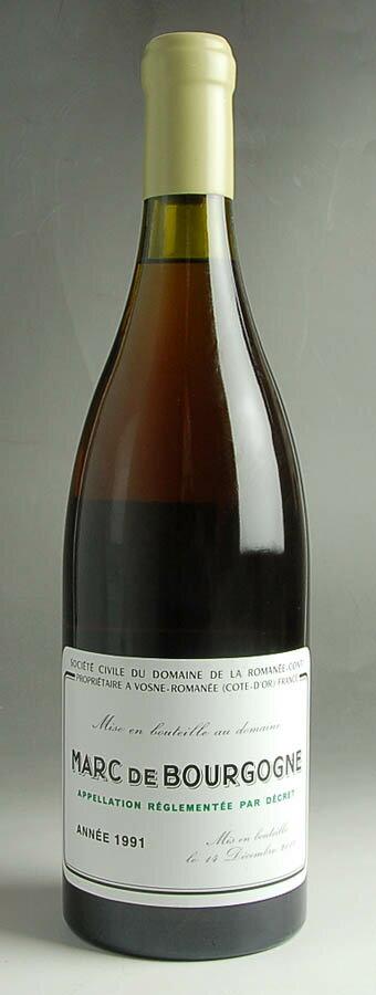 1991 Domaine de la Romanee Conti (DRC) - Marc de Bourgogne