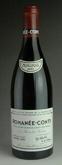 2001 Domaine de la Romanee Conti (DRC) - Romanee Conti