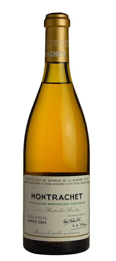 2004 Domaine de la Romanee Conti (DRC) - Montrachet