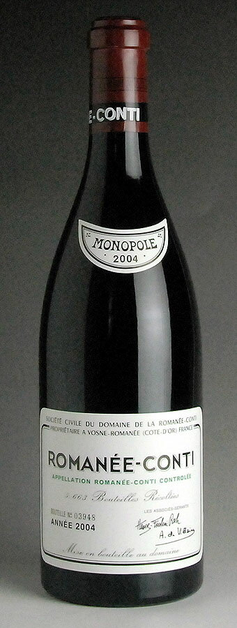 2004 Domaine de la Romanee Conti - Romanee Conti