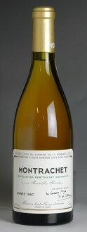 1987 Domaine de la Romanee Conti (DRC) - Montrachet