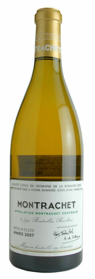 [2007] Montrachet Montrachet Domaine de la Romanée Conti