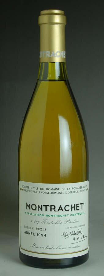 [1994] Montrachet Montrachet Domaine de la Romanée Conti