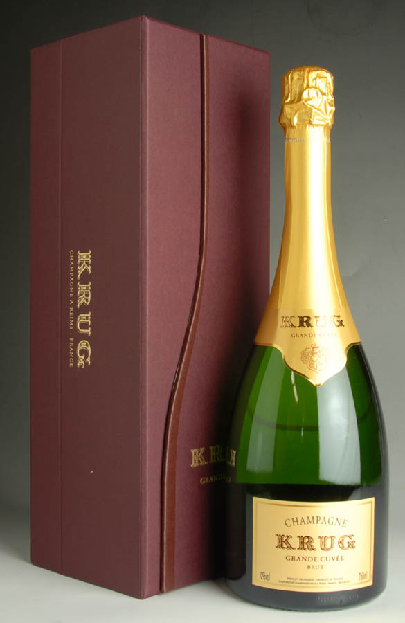 Krug Grand cuvee 1 this Krug Grand Cuvee NV 750ml