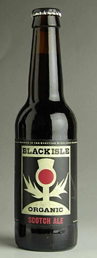 Black Isle Scotch ALE 1 case of Scottish organic beer