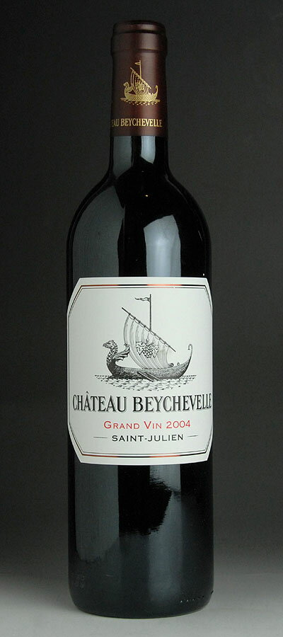 [2004] Chateau-piece 1 this Chateau Beychevelle 750ml