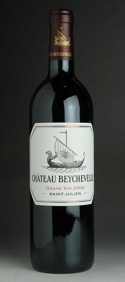 2004 Chateau Beychevelle
