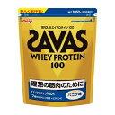 SAVAS (ザバス)ホエイプロテイン100 バニラ味 1050g