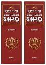 伊丹製薬 ミネドリン 600ml×2本セット 【医薬部外品】