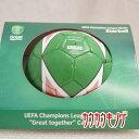 【中古】UEFA チャンピオンリーグ 08/09 Heineken 記念 ボール 1号球