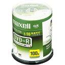 日立マクセル DVD−R 16倍速インクジェット対応100枚SP