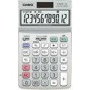 カシオ 電卓 エコジャスト型 JF−120GT−N【1eig...