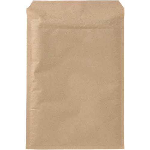 ユニオンキャップ クッション封筒 茶 235×3...の商品画像