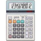 シャープ 電卓 デスク型 実務タイプ EL−S752K【1thr】