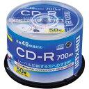 日立マクセル CD−R 700MB プリンタブル 50枚SP...
