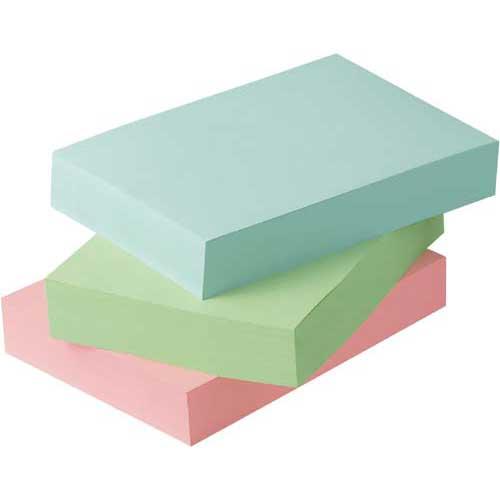 カウネット カラー用紙(厚口) 厚口90g A...の紹介画像3