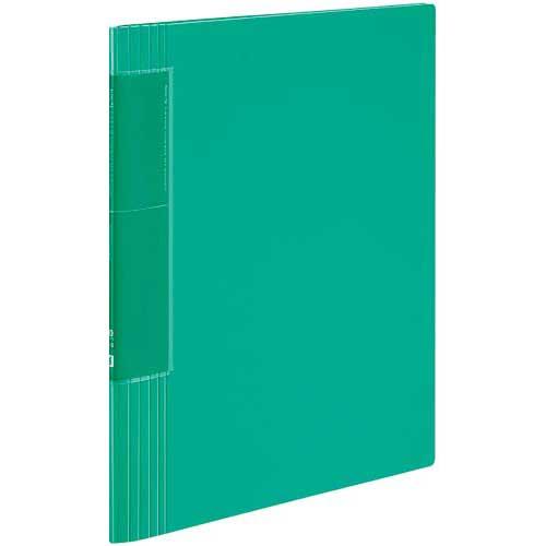 コクヨ ノビータ ベーシックカラー A4縦40枚P緑