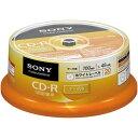 ソニー CD−R プリンタブル 20枚SP