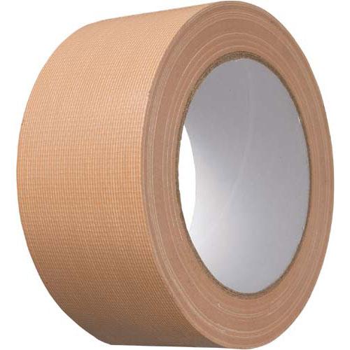 カウネット 布テープ 軽梱包用 90巻【1ele】 | 梱包 梱包資材 テープ 引っ越し 引越し ガムテープ 布 梱包テープ 粘着テープ 作業用品 生活雑貨 まとめ買い カウモール