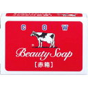 牛乳石鹸共進社 カウブランド石鹸 赤箱 100g×10個×3箱