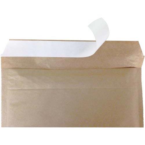 ユニオンキャップ クッション封筒 茶 235×...の紹介画像2