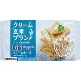 アサヒフズヘルスケア クリーム玄米ブラン クリームチーズ×6パック【HLSDU】