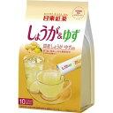 日東紅茶 しょうが&ゆず スティック 10袋入