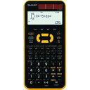 シャープ 関数電卓 EL−509MYX イエロー