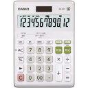 カシオ 電卓 W税率 デスクサイズ DW-200T-N