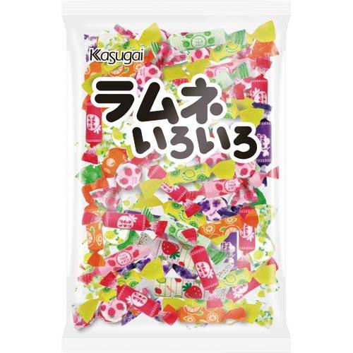 春日井製菓 ラムネいろいろ 1kg入×3