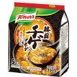 味の素 クノール 韓国チゲスープ 5食入