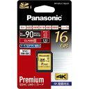 パナソニック SDHCカード UHS−I対応 16GB