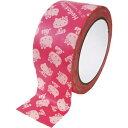 古藤工業 ハローキティ 布テープ ピンク