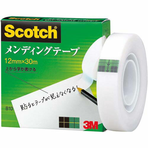 スリーエムジャパン メンディングテープ小巻 12mm×30m 5巻