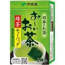 伊藤園 おーいお茶ティーバッグ 緑茶 20袋×3