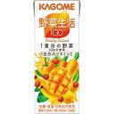 カゴメ 野菜生活100フルーティーサラダ200ml 24本