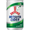 アサヒ飲料 アサヒ 三ツ矢サイダー 160ml×30缶入