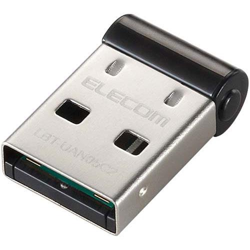 エレコム Bluetooth USBアダプタ ブラックの商品画像