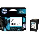 HP 純正インクHP61(CH561WA)ブラック2個