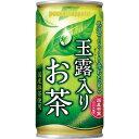 ポッカサッポロ 玉露入りお茶 190g 90缶