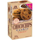 森永製菓 チョコチップクッキー 6袋(12枚入)×4