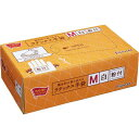 「カウコレ」プレミアム 衛生的に取り出せるラテックス手袋粉付M100枚