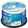 日立マクセル BD−R録画用 25GB 4倍速 50枚SP