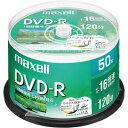 日立マクセル DVD−R録画用 16倍速 IJ対応 50枚SP