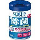 日本製紙クレシア ウェットティシュー除菌99.99% 本体 100枚