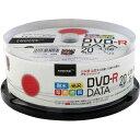 磁気研究所 DVD−Rデータ用16倍速IJ対応WS20枚SP