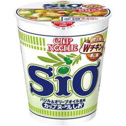 日清食品 カップヌードル シオ 20個入
